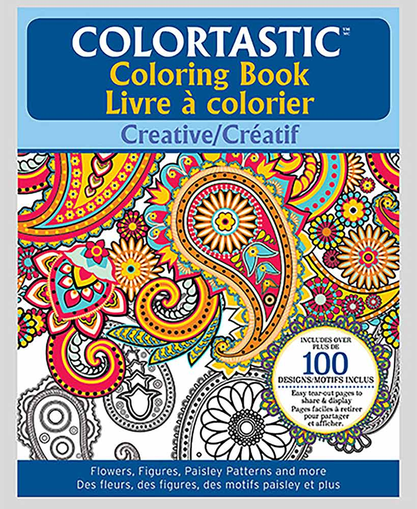 Colortastic™ Adult Coloring Books