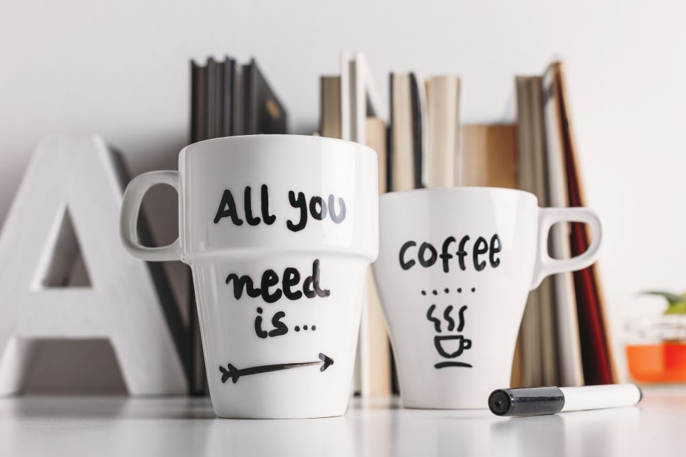 Gifts for Coffee Lovers - Mugs and Tumblers