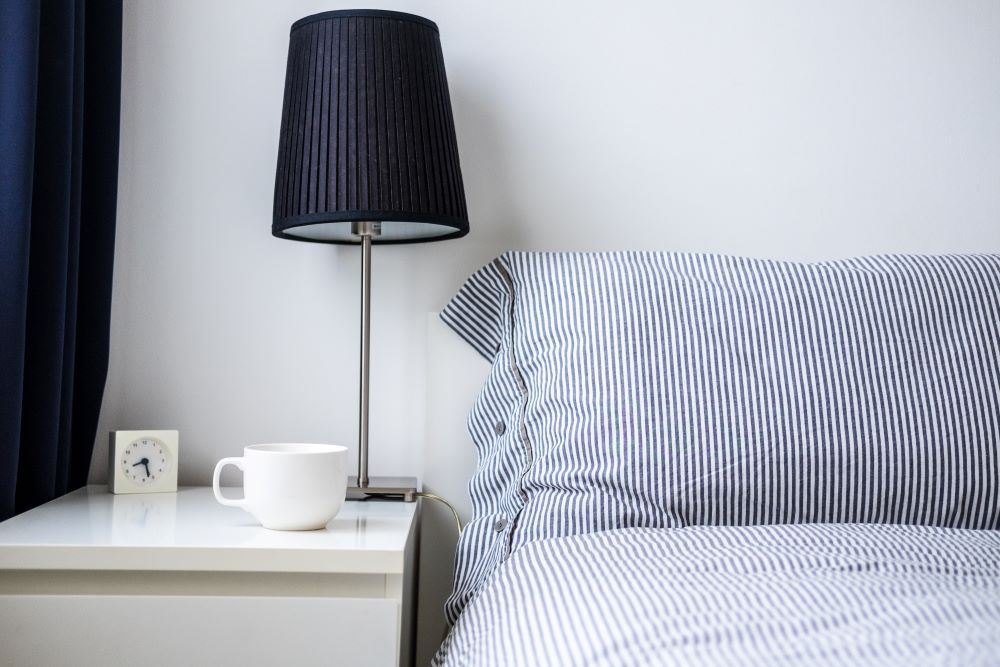 Ways To Declutter Your Bedroom - Clean Up Your Bedside Table