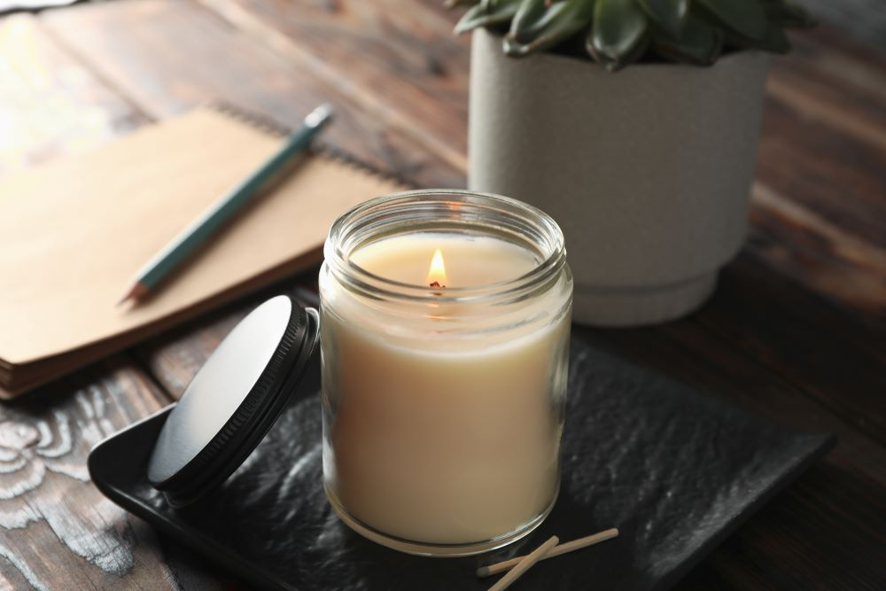 Make Your Home Office Feel More Cozy - Incorporate Scents