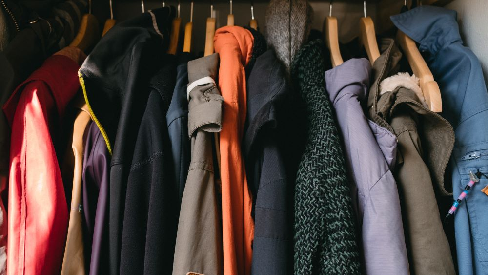 Coat Closet Organization - Upgrade Your Hangers