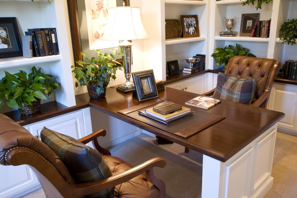 Use Proper Lighting In Your Home Office