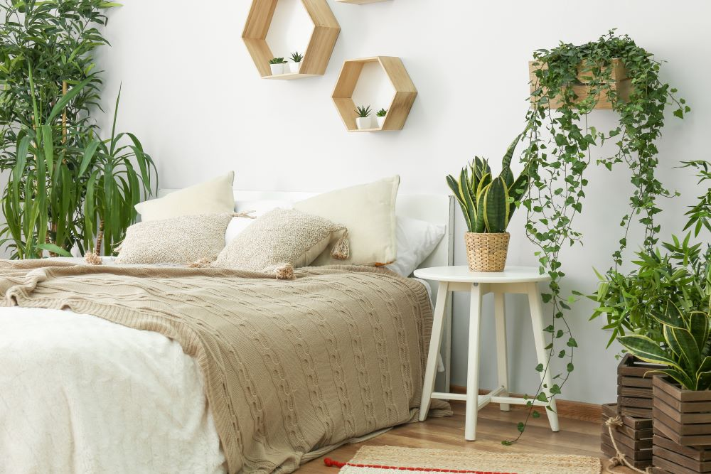 Home Decor Trends 2021 - Decorate With Houseplants