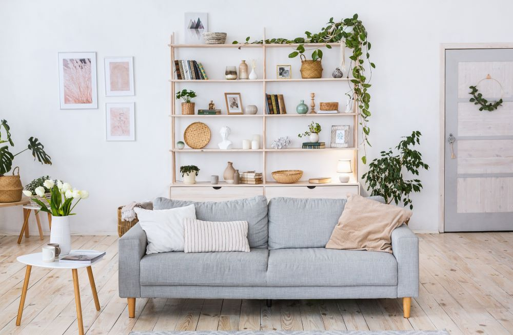 Home Decor Trends 2021 - Open Shelving For Wall Decor