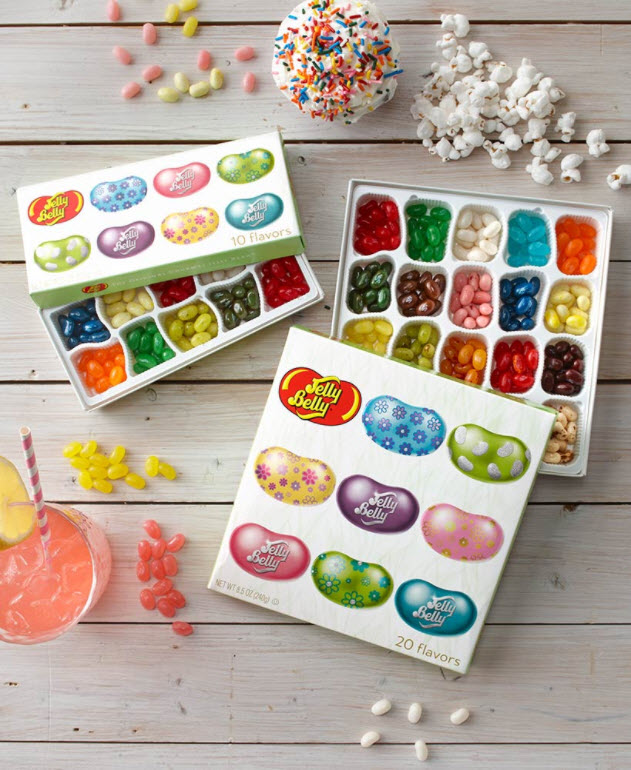 Jelly Belly® Assorted Flavor Easter Gift Boxes