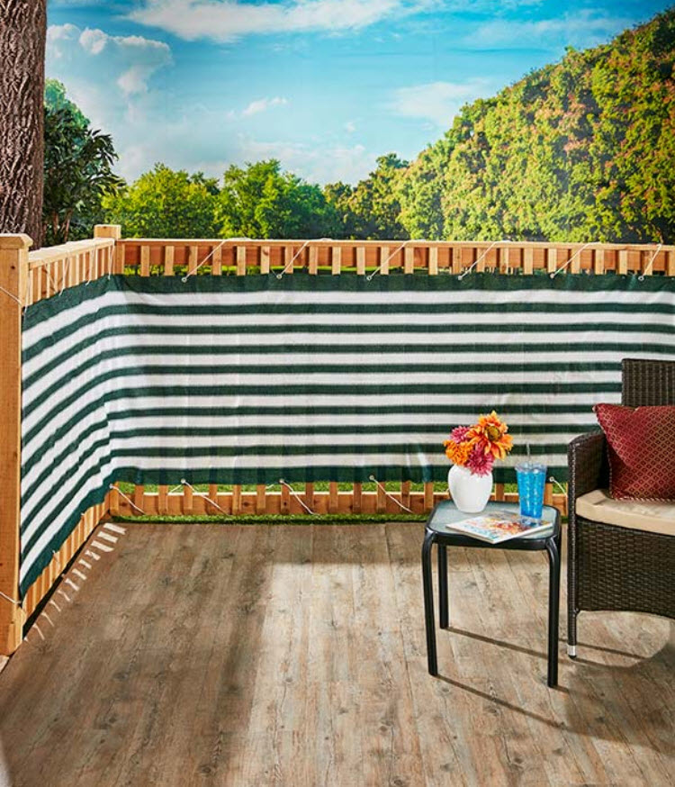 15-Ft. Deck and Fence Privacy Screens