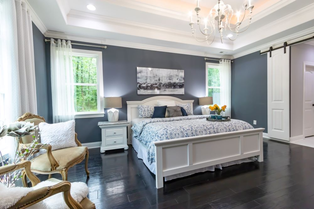 How To Rearrange Your Bedroom For A Cheap Refresh - move furniture around