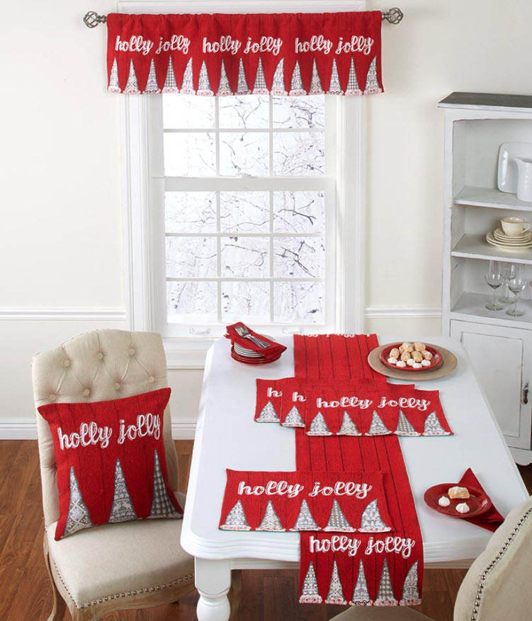 Holly Jolly Gnomes Home Collection