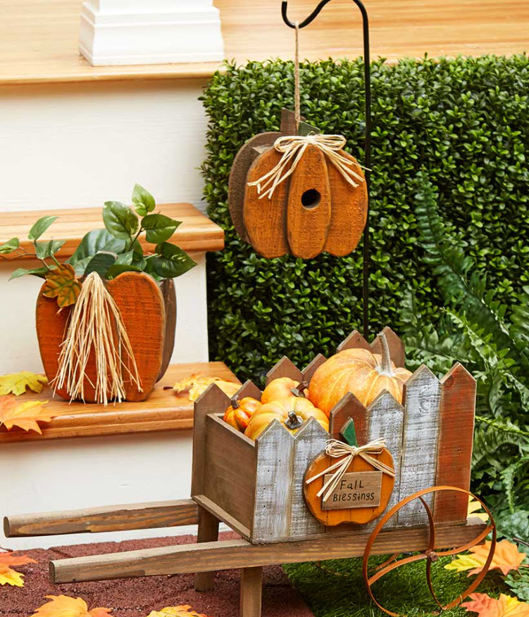 Fall Blessings Pumpkin Collection