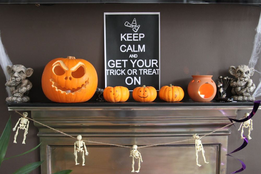 Halloween Decorating Ideas - How To Start